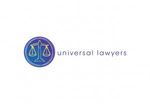 Universal Lawyers logo design graphic design Newcastle NSW