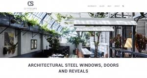 Cityscape Steel website design Newcastle NSW web design and website development