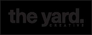 the yard creative logo   graphic design newcastle nsw