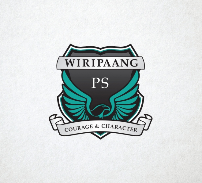 Wirripaang logo graphic design Newcastle NSW