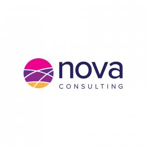 Graphic Design Logo Design for Nova Consulting Newcastle NSW