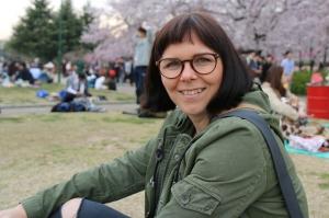 Geraldine Robinson, graphic desiger, web designer and digital marketing specialist in Newcastle NSW