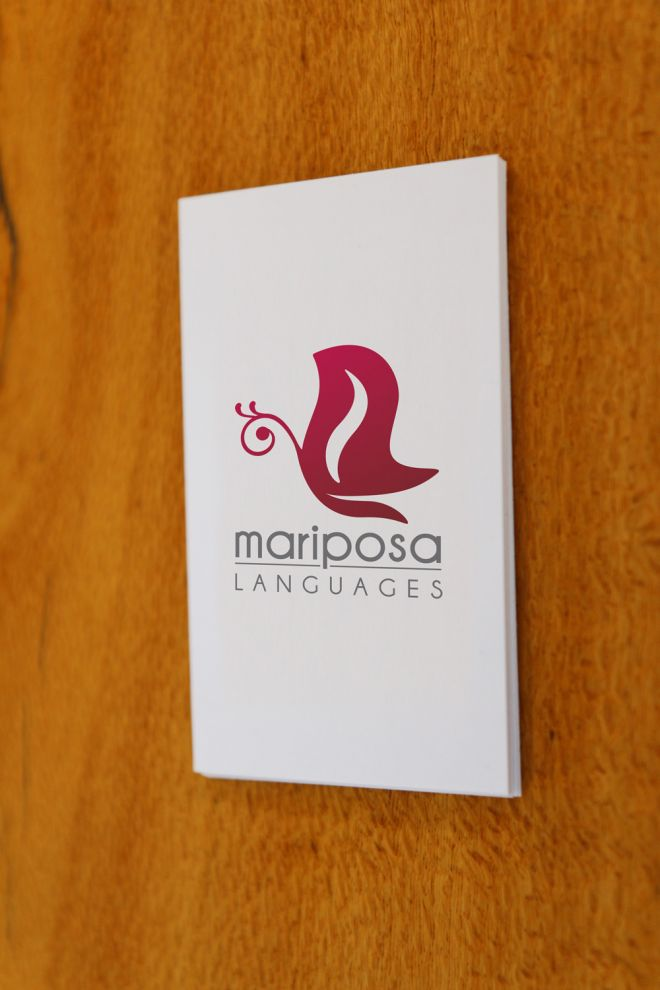 Logo design, graphic design and branding for Spanish language business based in Sydney