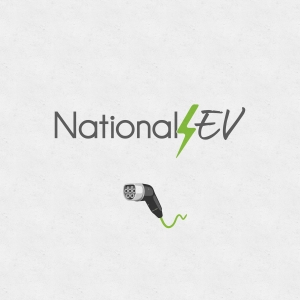 Logo design, graphic design and branding for Electric Vehicle charging company Newcastle