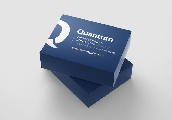 Quantum Packaging Design Graphic Design for Package Newcastle
