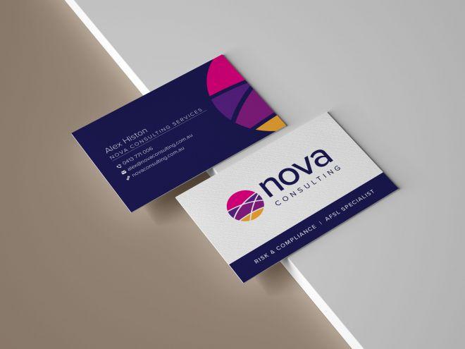 Business Card Design Logo Design Newcastle Graphic Design